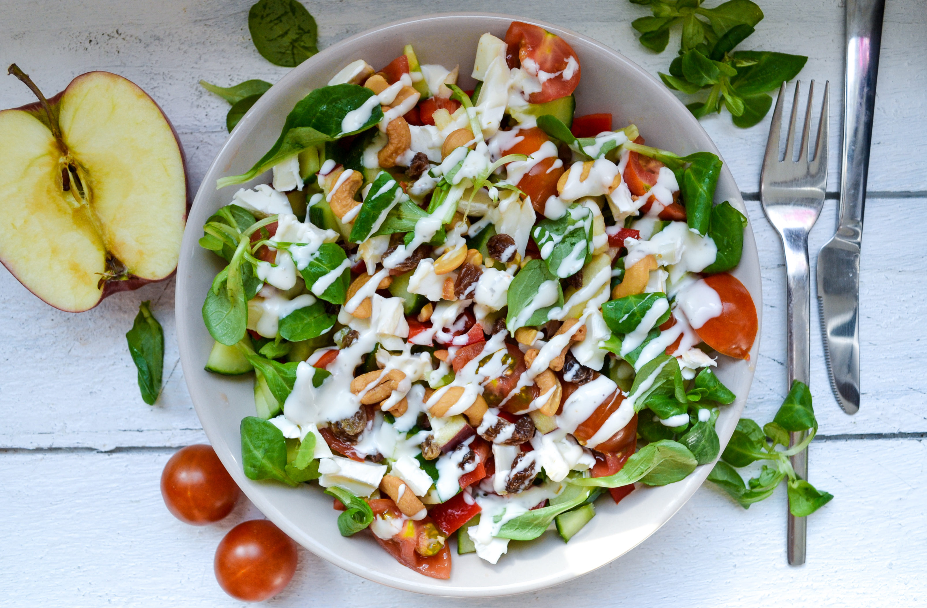 Mijn favoriete zomerse salade