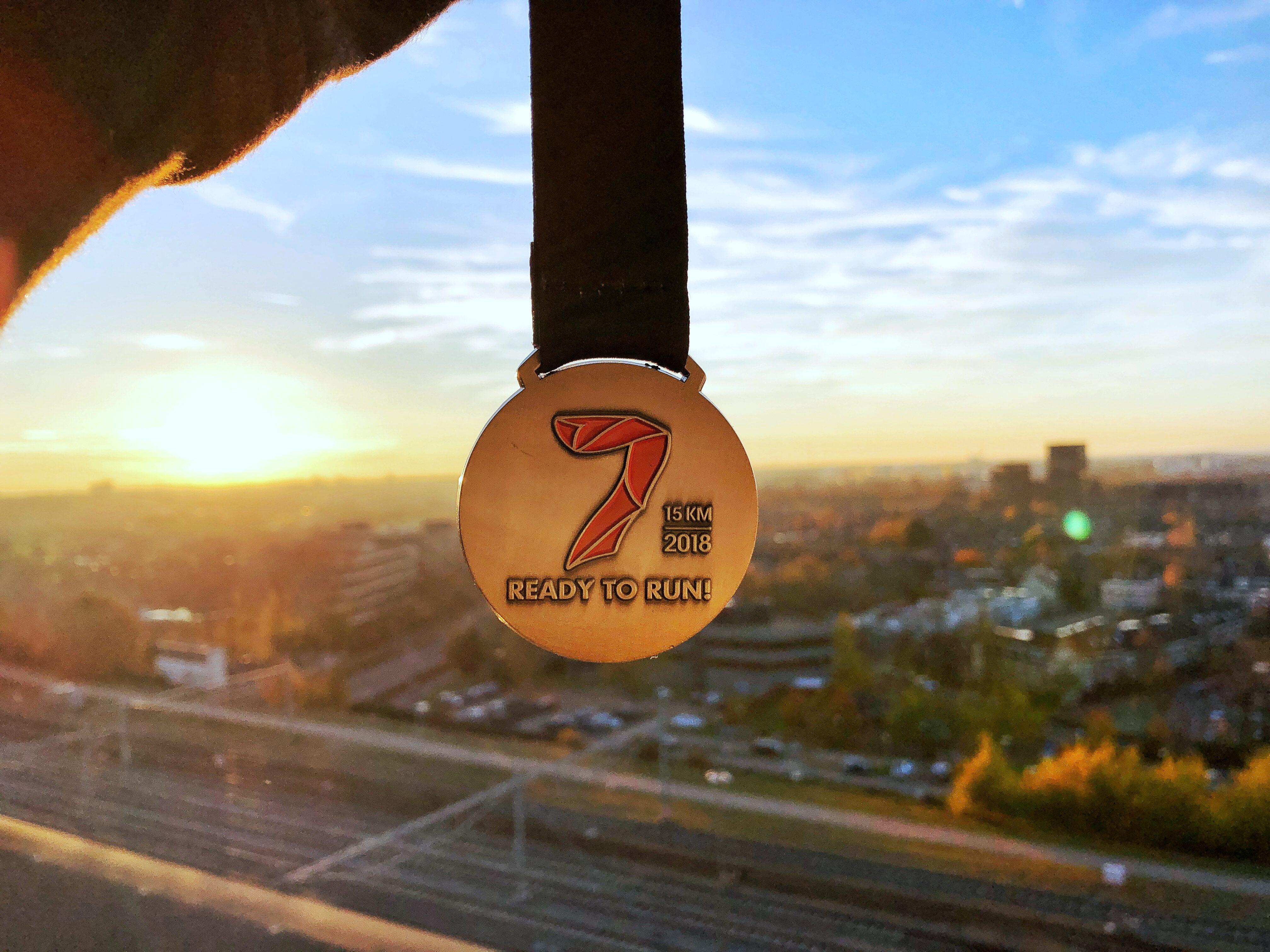Zevenheuvelenloop 2018: een nieuw record!