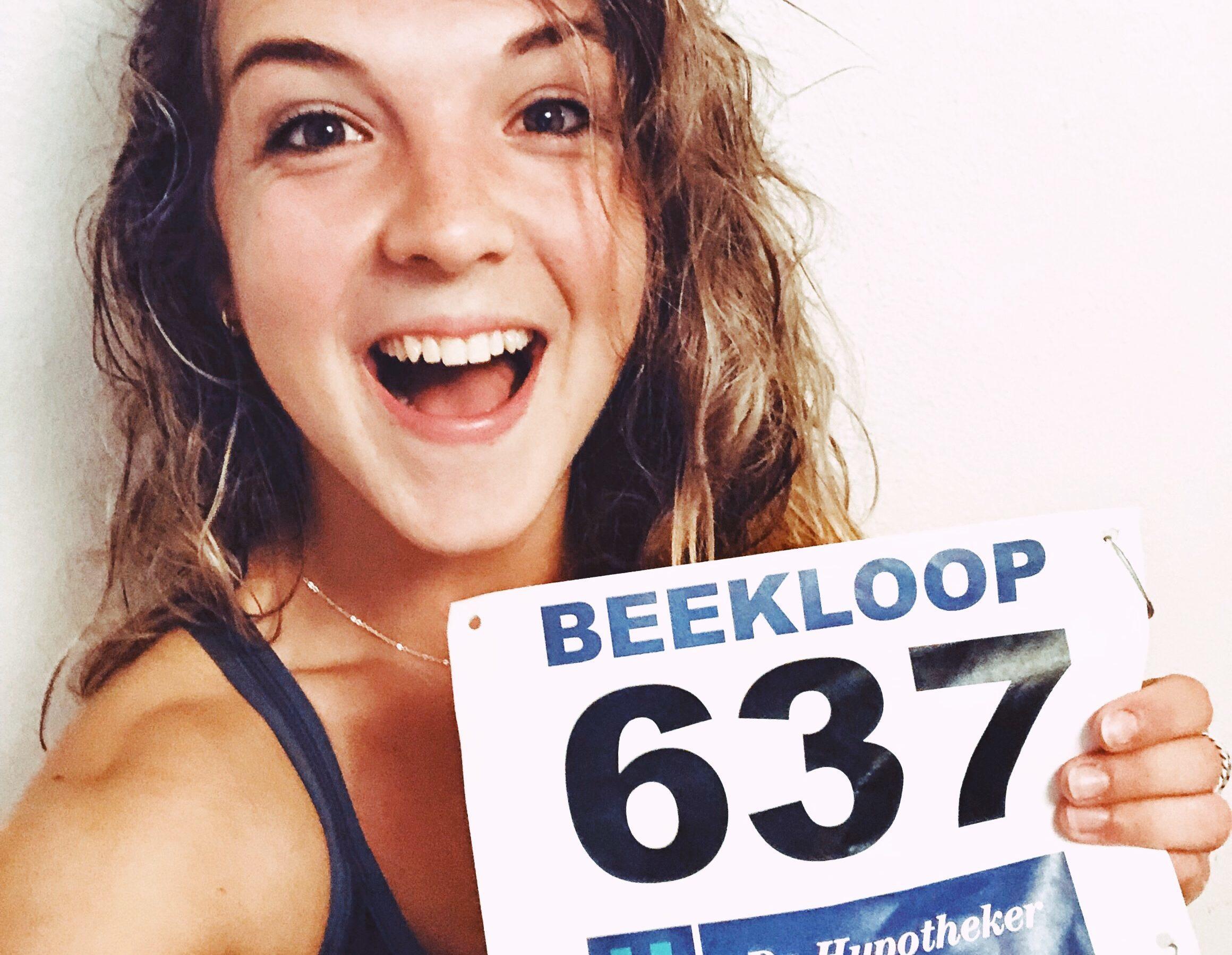 Wedstrijdverslag – Hypotheker Beekloop (16km) Eindhoven