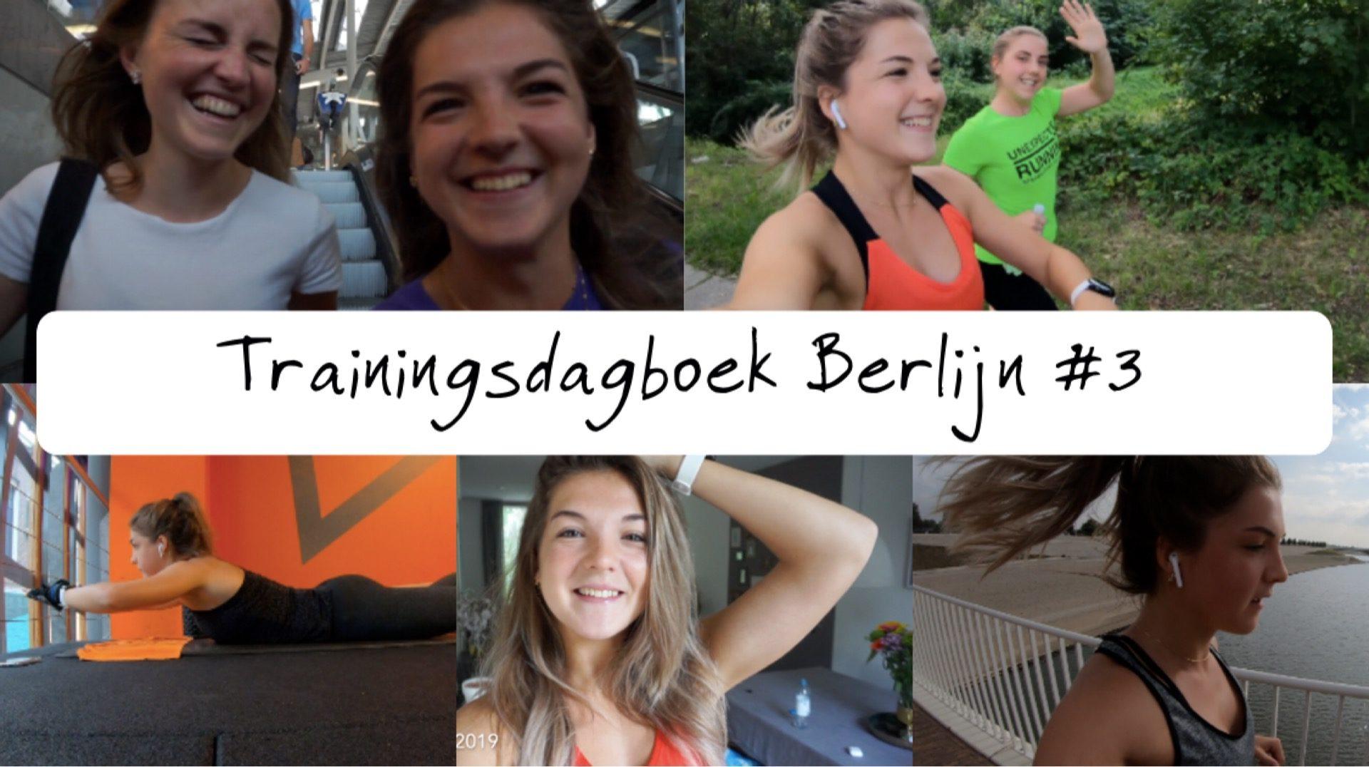 VLOG #3 – 22.5 km duurloop & daten met instagramvriendinnen